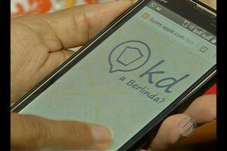 Aplicativo KD a Berlinda já está disponível para baixar no celular ou tablet - Com essa tecnologia, ninguém mais perde de vista a imagem de Nossa Senhora de Nazaré durante as procissões do Círio.
