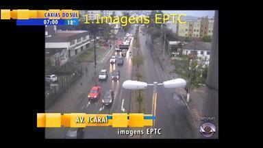 Acompanhe as principais informações do trânsito nesta quarta-feira (16) no RS - Assista ao vídeo.