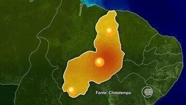Confira a previsão do tempo para esta quarta (16) em todo o Piauí - Confira a previsão do tempo para esta quarta (16) em todo o Piauí