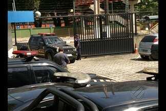PF deflagra operação contra câmbio ilegal e tráfico de pessoas, em Belém - Policiais fazem buscas em dois hotéis da capital paraense.
