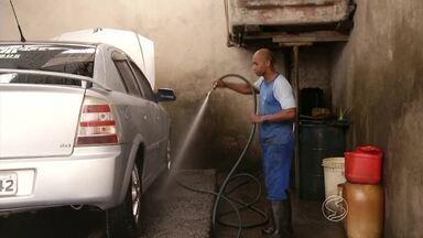 Saae de Angra, RJ, determina prazo a comerciantes para instalação de hidrômetros - Eles têm até o dia 21 de outubro para informar a compra do equipamento ao Serviço Autônomo de Água e Esgoto.