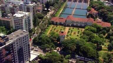É Dia do Gaúcho! Telão do Domingão homenageia Porto Alegre - Confira imagens da capital do Rio Grande do Sul