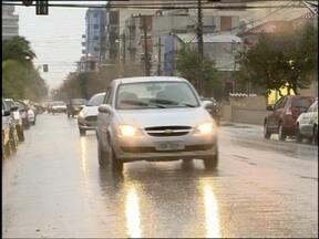 Temporal com granizo atinge cidades da zona sul do estado - Pelotas, Canguçu e Piratini registraram chuva de pedras de gelo