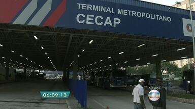 Ônibus começam a circular no Corredor Metropolitano de Guarulhos no sábado (19) - O Corredor Metropolitano de Guarulhos, por onde irão circular 23 linhas de ônibus, interliga os terminais Taboão da Serra e Vila Galvão.