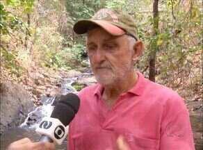 Moradores de assentamento reclamam dos prejuízos causados pela falta de água - Moradores de assentamento reclamam dos prejuízos causados pela falta de água