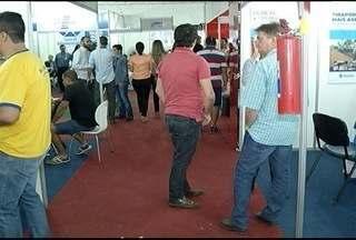 Expociagro termina neste domingo (20) em Pirapora - Expectativa é de que os três dias de feira movimente R$ 10 milhões.