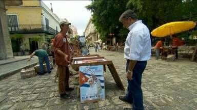 Cubanos reagem com admiração à visita do Papa Francisco - Apenas 1% dos cubanos se diz praticante do catolicismo. Visita é discutida na forma ponderada que cubanos usam para falar sobre religião.