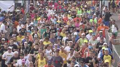Meia Maratona A Tribuna/Praia Grande é realizada neste domingo - Mais de 3 mil competidores estão inscritos
