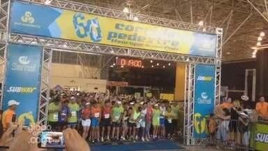 Confira a largada dos 5km da 60ª Corrida Pedestre Henrique Archer Pinto - Prova foi realizada na manhã desta domingon, no Studio 5, na Zona Sul de Manaus.