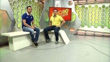 Falcão fala sobre amistoso de futsal contra Portugal - Será o encontro dele com Ricardinho, craque português.
