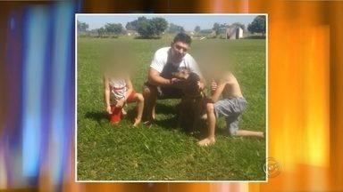 Suspeito de matar mulher e fugir com filhos em Birigui é preso em Corumbá - A Polícia Civil prendeu na noite desta terça-feira (22) em Corumbá, Mato Grosso do Sul, o homem de 31 anos suspeito de matar a mulher dele, de 26 anos, e fugir com os filhos do casal. O caso aconteceu semana passada em Birigui.
