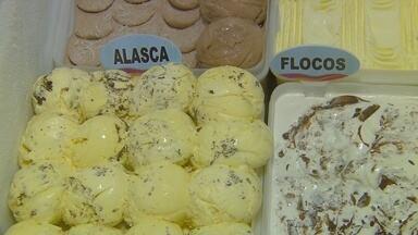 'Verão amazônico' faz vendas crescerem em sorveterias do AM - Consumo das delícias geladas cresce durante o período do calor.