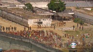 Após questionamento da OEA, Secretário diz que novos pavilhões serão construídos - Brasil terá 30 minutos para apresentar um relatório com as medidas tomadas.