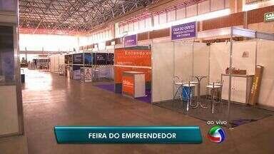 Oportunidades de negócios são mostradas na Feira do Empreendedor - Oportunidades de negócios são mostradas na Feira do Empreendedor, que começa hoje em Cuiabá