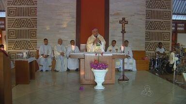 Missa vai celebrar Festa de São Francisco de Assis, em Manaus - Celebração ocorrerá na Fazendo da Esperança.