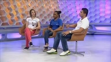 Ramirez Pala diz que sua principal concorrente é mulher - Atleta fala lamenta falta de patrocínio.