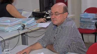 Ex-deputado depõe à Justiça sobre acusação de desvio de dinheiro - Ex-deputado depõe à Justiça sobre acusação de desvio de dinheiro