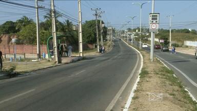 Troca de tiros em parada de ônibus deixa dois feridos no Maranhão - Troca de tiros em parada de ônibus deixa dois feridos no Maranhão