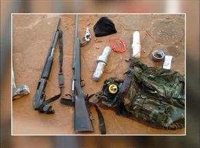 Grupo especializado em assalto a agências é preso em operação da Polícia Federal - Grupo especializado em assalto a agências é preso em operação da Polícia Federal