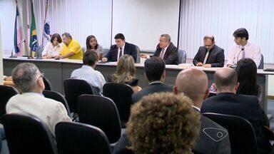 Fórum de Vitória ainda não vai mudar de endereço - Decisão foi discutida em audiência nesta quinta-feira (24).