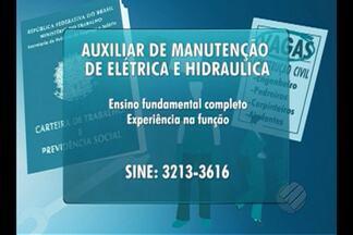 Confira vagas de emprego e estágio desta sexta, 25 - Veja as oportunidades selecionadas pelo programa Bom Dia Pará.