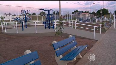 Inauguração do Parentão terá jogos de vôlei de areia e futsal - Inauguração do Parentão terá jogos de vôlei de areia e futsal