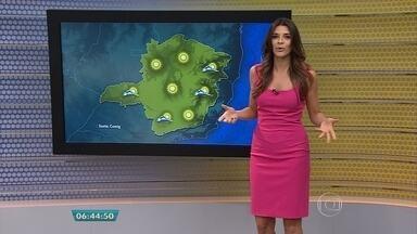 Belo Horizonte registra 35,8º C e tem recorde de calor em setembro - Em Minas Gerais, a quinta-feira (24) foi ainda mais quente em São Romão, os moradores enfrentaram temperatura de 39,8% e umidade de 12%.