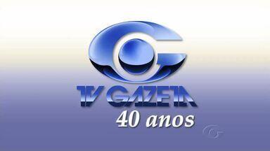 Veja mais uma história em comemoração aos 40 anos da TV Gazeta - Confira a atuação de uma equipe que trabalha nos bastidores.