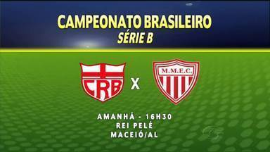 Confira os próximos jogos da 28ª rodada da Série B - Confronto entre América-MG e Criciúma será nesta sexta-feira. CRB entra em campo, no sábado, contra o Mogi Mirim.