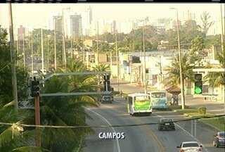 Confira o trânsito e o tempo em Campos e Petrópolis, RJ, na manhã desta sexta-feira - Previsão é de sol nas cidades.