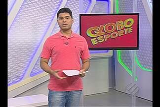 Veja o Globo Esporte Pará desta sexta-feira (25) - Edição do dia 25 de setembro de 2015 tem Paysandu em Salvador para pegar o Vitória, Remo em Palmas para pegar o Palmas e Desportiva cheia de vontade para estrear na Segundinha.