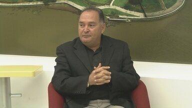 TCE reúne com os órgãos responsáveis dos recursos da saúde do Amapá - O Tribunal de Contas do Estado se reuniu com os órgãos responsáveis pela administração dos recursos públicos da Saúde do Amapá. O objetivo é fazer um levantamento sobre a gestão da saúde em 2016.