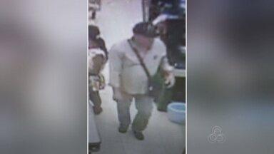 Suspeitos invadem supermercado dentro de shopping em Manaus - Caso ocorreu em centro de compras localizado na Avenida Noel Nutels. Suspeitos fugiram levando malote; caso será investigado.