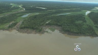 Vazante dos rios amazônicos devem durar mais tempo em 2015 - El Niño deve ser o mais forte em 50 anos, segundo o CPRM