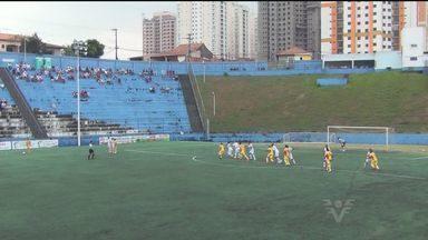 Jabaquara perde para o Taboão da Serra pela Segundona - O CATS derrotou o Leão da Caneleira por 1 a 0.