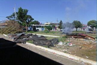 Internauta de Suzano reclama de descarte irregular de lixo em terreno baldio - Segundo ele, descarte é feito por Centro de Triagem do Jardim Novo Colorado.