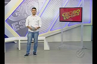 Veja o Globo Esporte Pará desta sexta-feira (2) - Edição do dia 2 de outubro de 2015 tem Remo treinando no Mangueirão e Paysandu indo para Goiânia enfrentar o Atlético-GO.