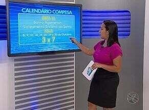 Compesa muda calendário de abastecimento em bairros de Caruaru - Mudança foi realizada porque havia dificuldade em fornecer água para a cidade alta, de acordo com a Companhia.