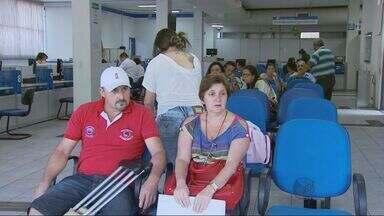 INSS volta a atender no Sul de Minas, mas peritos continuam em greve - INSS volta a atender no Sul de Minas, mas peritos continuam em greve