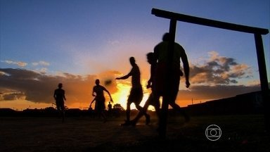 Reportagem especial mostra as origens indígenas de Garrincha no município de Águas Belas - Reportagem especial mostra as origens indígenas de Garrincha no município de Águas Belas