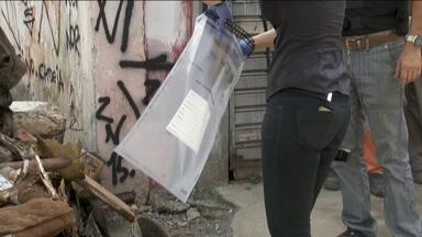 Investigação dos crimes da favela Alba provoca uma série de informações desencontradas - Depois de dizer que o pintor de paredes matou e enterrou sete pessoas, agora a polícia disse que foram seis.