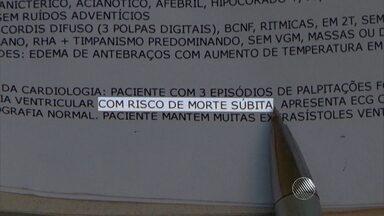 Adolescentes sofrem em Itabuna à espera de vagas em hospitais da capital - Dois jovens com problemas cardíacos enfrentam situação semelhante.