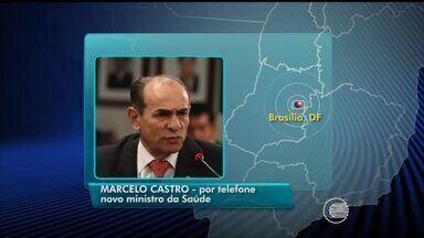Deputado Federal Marcelo Castro assume o Ministério da Saúde - Deputado Federal Marcelo Castro assume o Ministério da Saúde