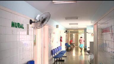 Hospitais de bairros da capital sofrem com a falta e oscilação de energia elétrica - Hospitais de bairros da capital sofrem com a falta e oscilação de energia elétrica