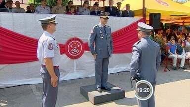Região tem novo comandante no Corpo de Bombeiros - É o coronel Luiz Alberto Rodrigues da Silva.