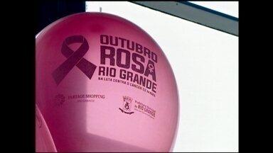 Foi lançado o Outubro Rosa em Rio Grande, RS - Programação terá ações em diversos bairros da cidade