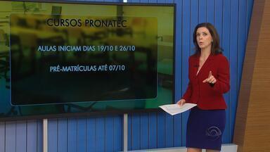 Cursos do Pronatec estão com vagas abertas em Porto Alegre - Vagas são para curso de pedreiro de alvenaria estrutural e agente de limpeza e conservação.