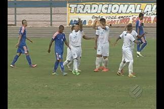 Veja o gol de Vênus 1 x 0 Bragantino - Veja o gol de Vênus 1 x 0 Bragantino