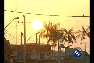 Confira a previsão do tempo desta segunda-feira, 5 - Região Metropolitana de Belém tem previsão de chuva para a tarde.