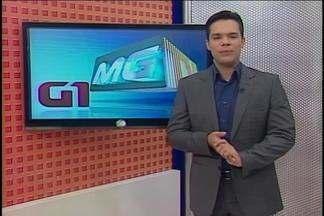 Confira os destaques do MGTV 1ª Edição de Uberaba e região desta segunda-feira (5) - Codau inaugura adutora que vai beneficiar região oeste de Uberaba. E ainda, veja como foi o passeio ciclístico que movimentou Ituiutaba.